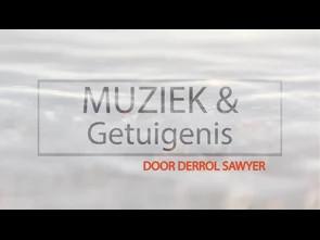Derrol Sawyer - Muziekpresentatie Emmen 2014
