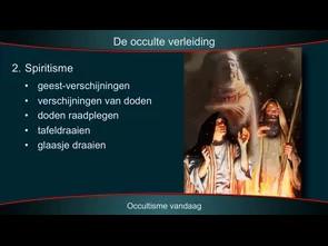 De misleiding van het occultisme