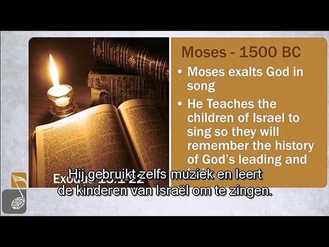 Serenade: muziek tijdens aanbidding