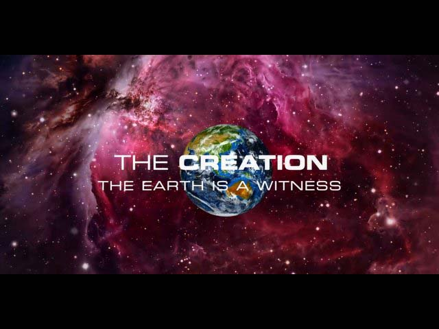 The Creation - The Earth is a Witness - NL