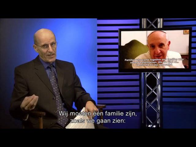 Paus' video vervult profetie